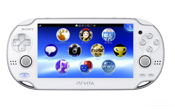 PlayStation Vita vine si pe alb [+VIDEO]