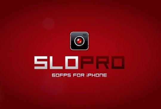 SloPro te ajuta sa filmezi cu iPhone-ul la 60FPS-uri