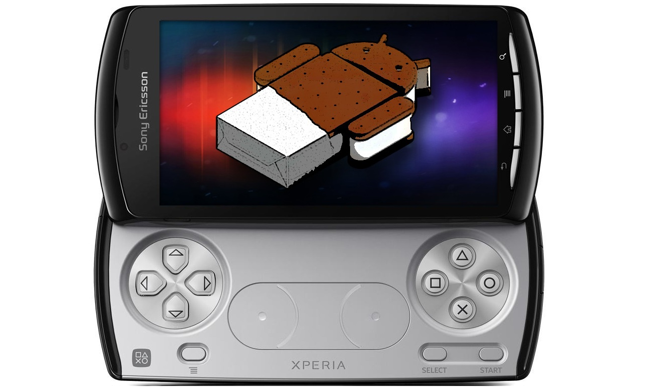 Xperia Play ramane fara Ice Cream Sandwich