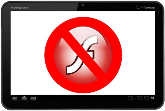 Adobe opreste Flash-ul pentru mobile