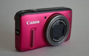 Canon Ixus SX 240HS Fata