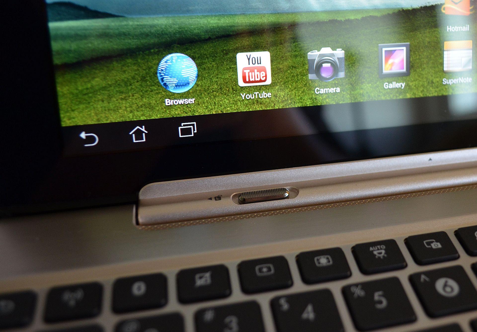 ASUS Transformer Infinity – Noul rege al tabletelor Android [REVIEW]