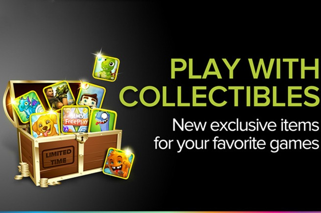 Google Play Collectibles