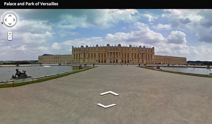 Google pune Minunile Lumii in Street View