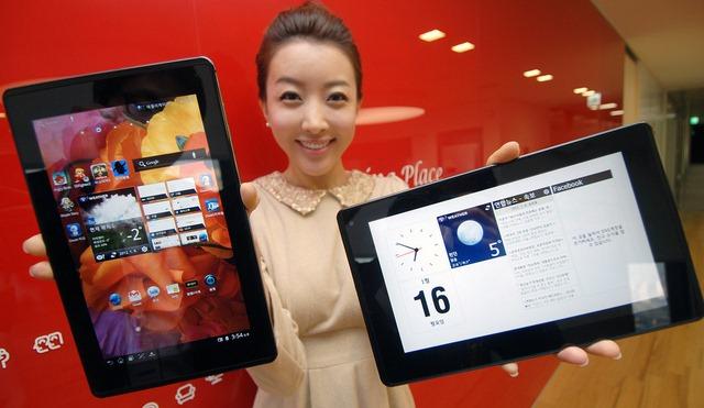 Nerentabil – LG renunta la piata de tablete
