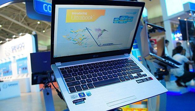 Computex 2012 – X Note Z350, ultrabook-ul celor de la LG