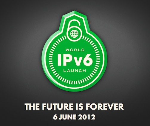 Lansarea mondiala a IPv6