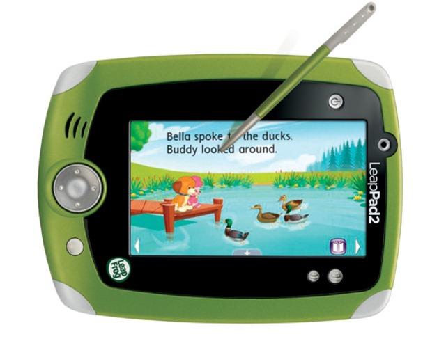 LeapFrog isi imbunatateste gadgeturile pentru copii