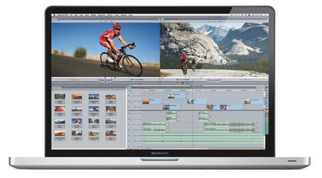 MacBook Pro 17 inci