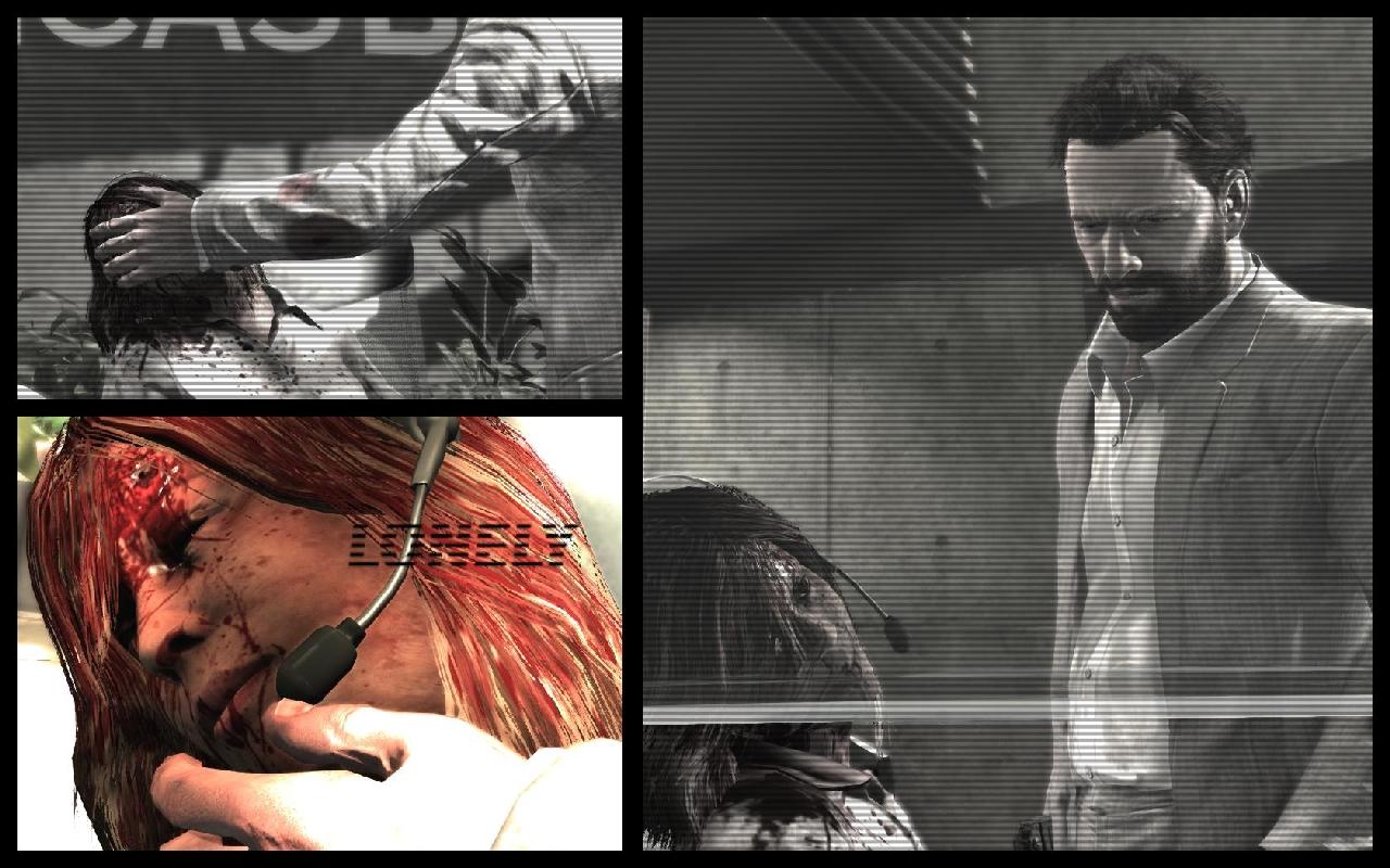 Max Payne story