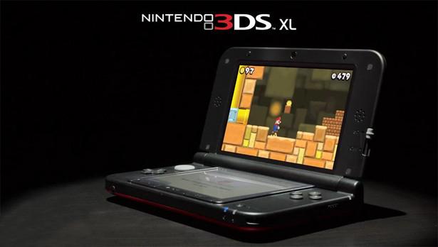 Nintendo lanseaza noul 3DS XL