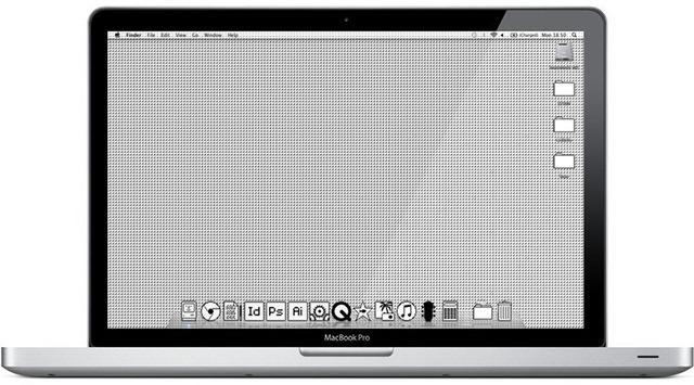 Vrei un OS X cu aspect Old School? Exista o solutie.