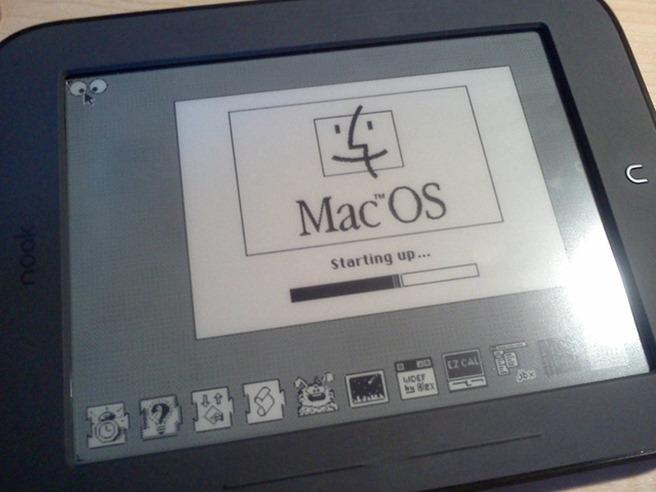 OS X Nook