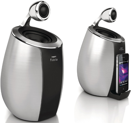 Philips lanseaza noi boxe SF: Fidelio SoundSphere Mini