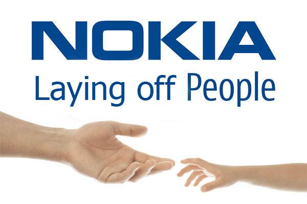 Restructurare Nokia