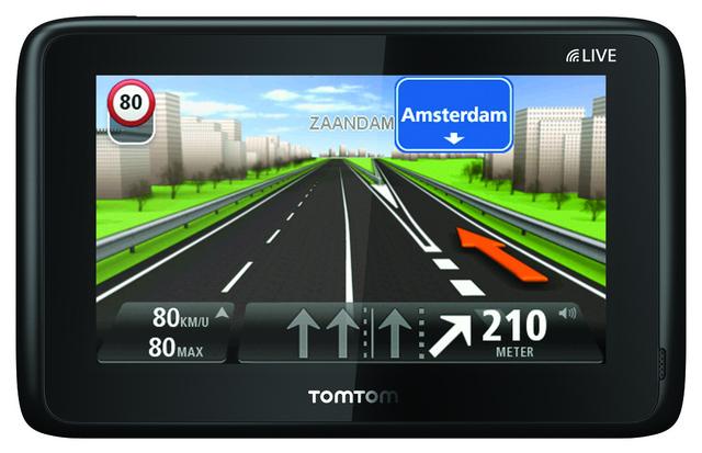 TomTom isi actualizeaza dispozitivele GPS cu update-uri gratuite