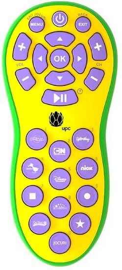 UPC Romania ii scuteste pe parinti de griji: are telecomanda TEKI pentru copii