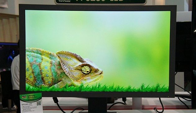 Computex 2012 – ViewSonic VP3280-LED, un alt prototip de monitor 4K