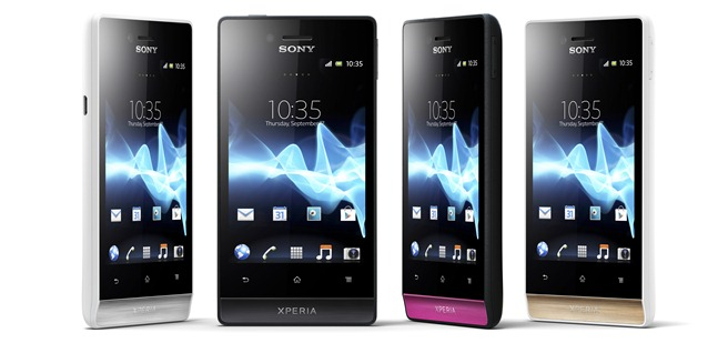 Xperia miro Group