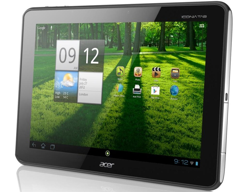 Acer a lansat Iconia Tab A700 – o tableta Full HD