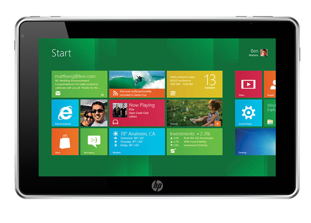 HP nu vrea sa lanseze tablete cu Windows 8 RT, prefera Pro