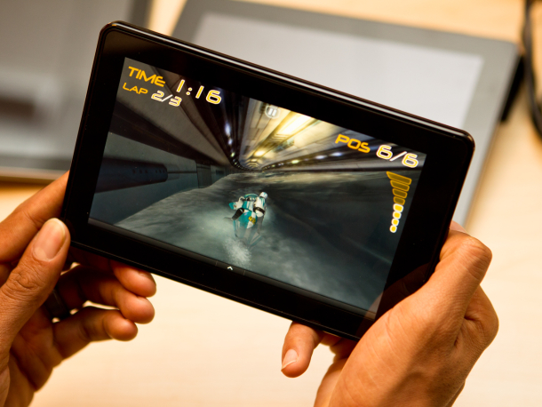 Kindle Fire Social Gaming