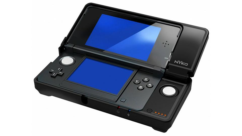Nyko anunta un Circle Pad Pro mai bun pentru 3DS