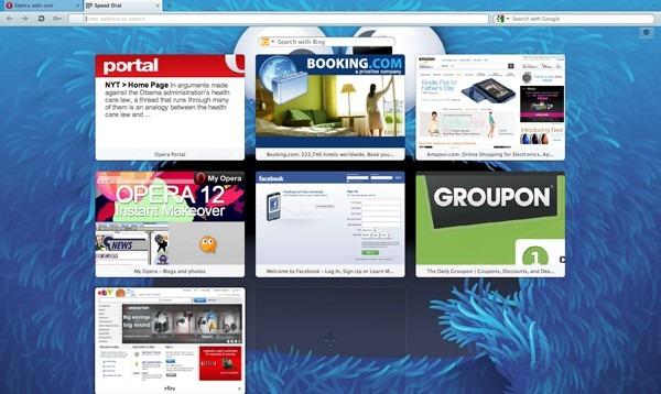 Browser-ul Opera ajunge la versiunea a 12-a