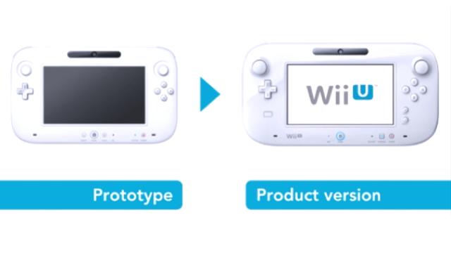 Nintendo dezvaluie noul Wii U GamePad si serviciul Miiverse