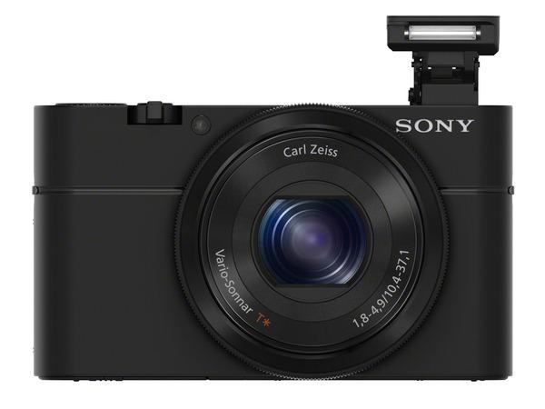 SONY anunta DSC-RX100 –  un compact cu 20 de megapixeli