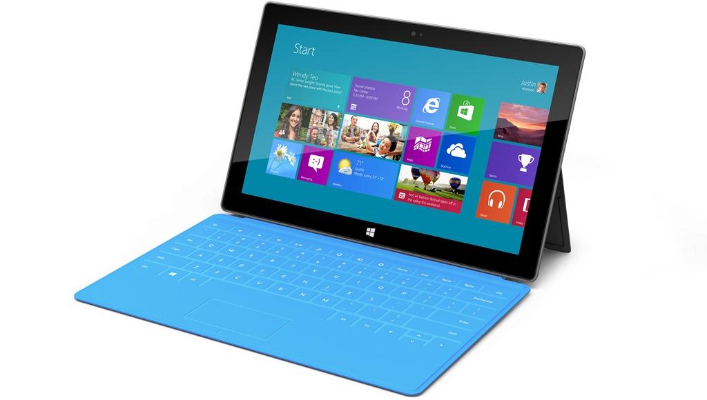 Microsoft si-a anuntat prima tableta: Surface