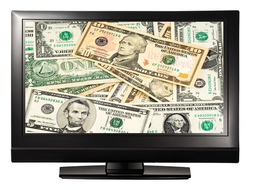 Buget televizor