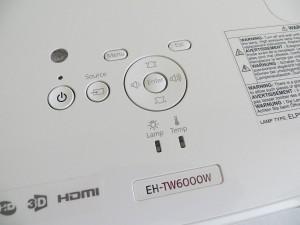 EPSON EH-TW6000W butoane