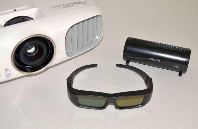 EPSON EH-TW6000W pachet complet