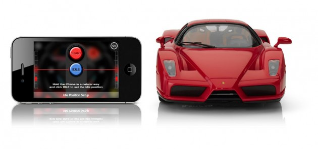 Ferrari Enzo iPhone