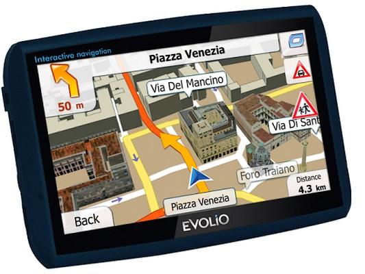 Evolio a lansat HI-SPEED Plus, GPS pentru lumina