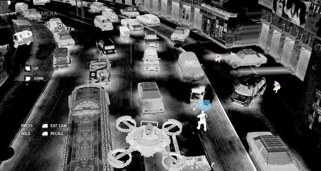 Ghost Recon Future Soldier Drone
