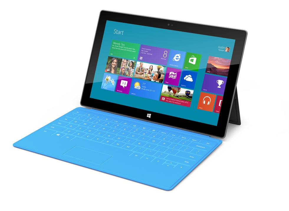 Microsoft Surface are o data de lansare si un pret aproximativ
