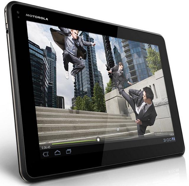 Apple vs. Motorola: Xoom nu arata ca iPad