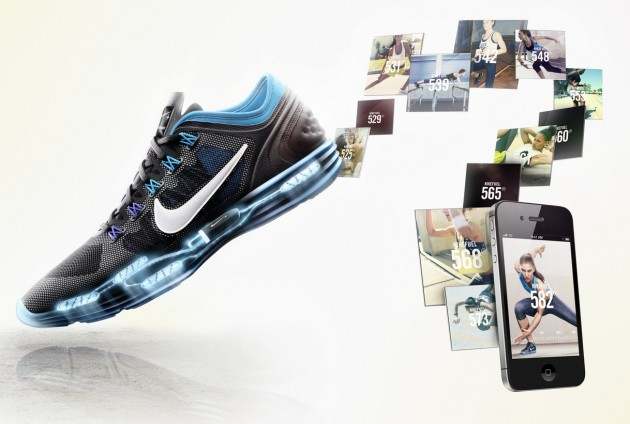 Nike+ Shoes iPhone App