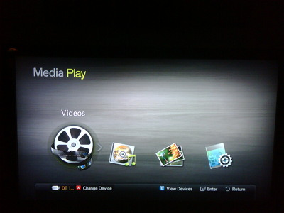 TV Multimedia Player