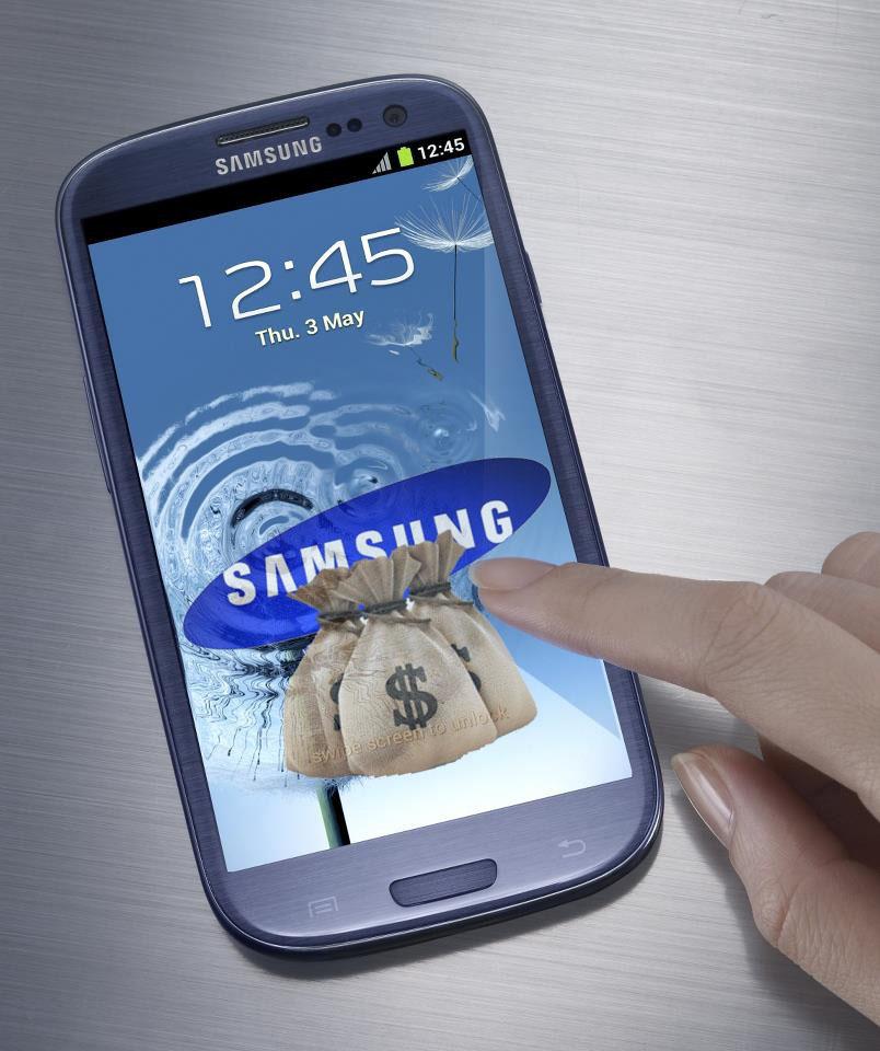 Samsung Galaxy S III depaseste 10 milioane de unitati vandute