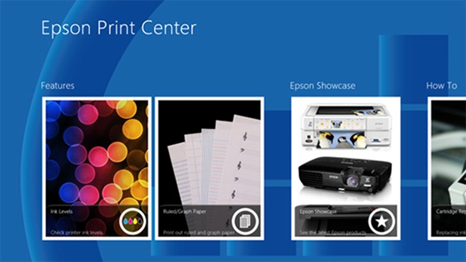 Windows 8 Printing
