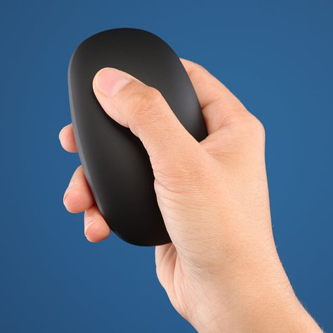 Stealth Touch Mouse vine fara fire si fara butoane [+Video]