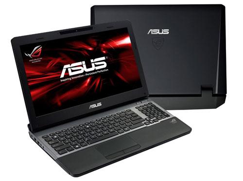 Gaming la purtator: Laptopurile ASUS G55 si G75