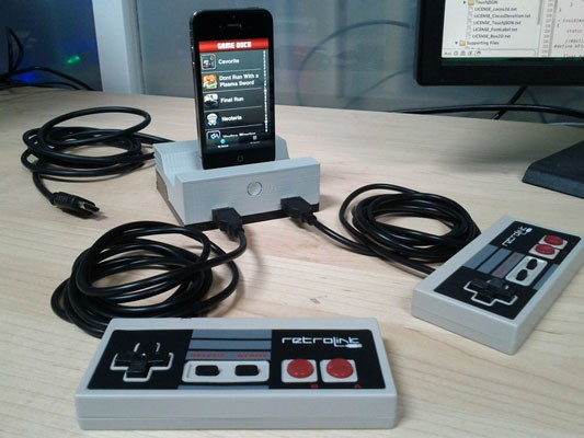 GameDock va transforma iPhone-ul intr-o consola