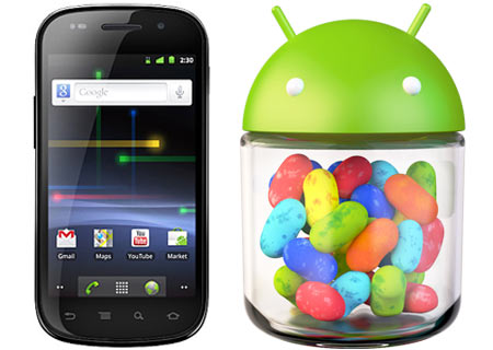 Nexus S primeste update-ul la Jelly Bean