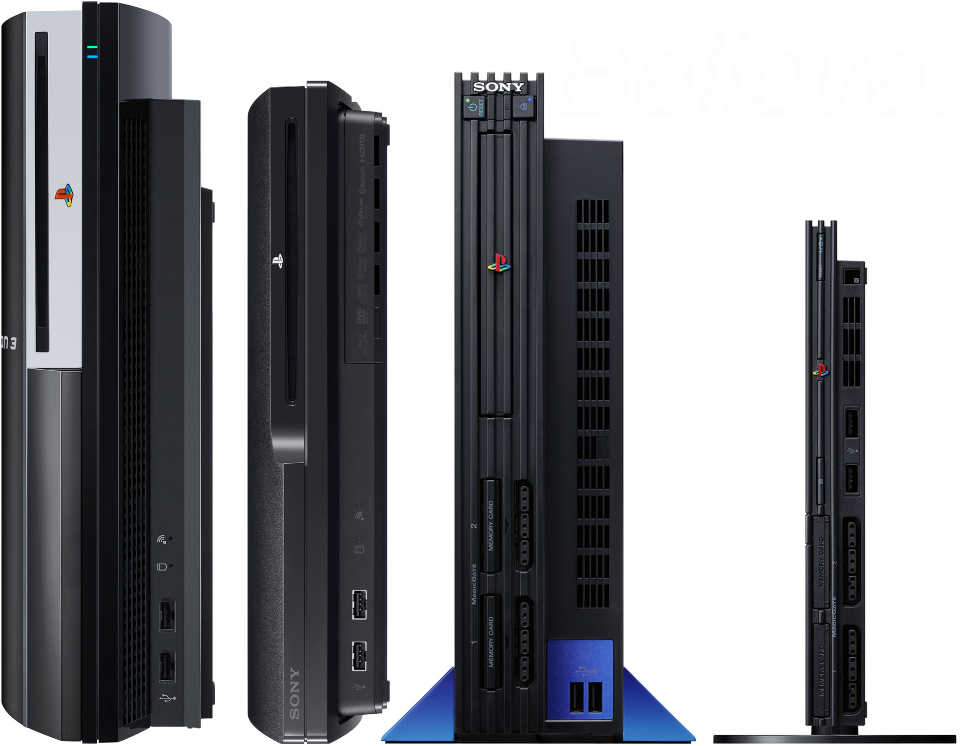 Sony pretageste PlayStation 3 Super Slim