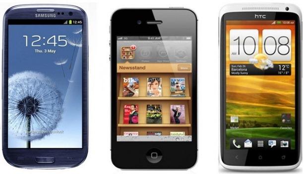 IDC: Samsung e pe primul loc, Apple pe doi, restul incearca sa supravietuiasca