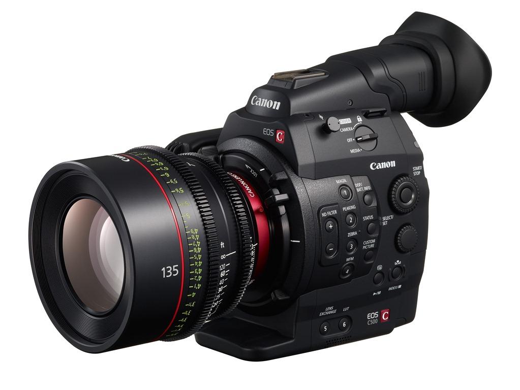 Canon anuta in Romania doua noi camere video profesionale si un serviciu pe masura